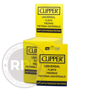 Clipper Classic Large Flints