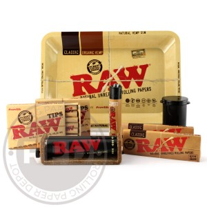 Raw 1 1/4 Pack Light Kit