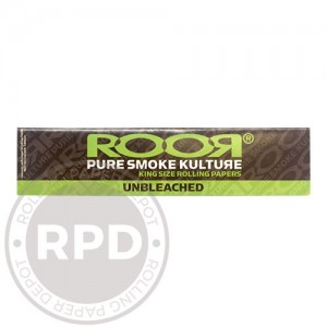 ROOR UNBLEACHED PAPER KING SIZE