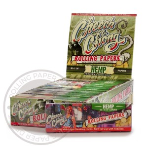Cheech and Chong Hemp Papers 1 1/4
