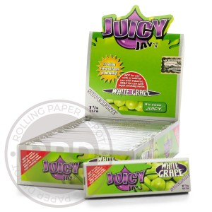 Juicy Jay's Super Fine White Grape 1 1/4