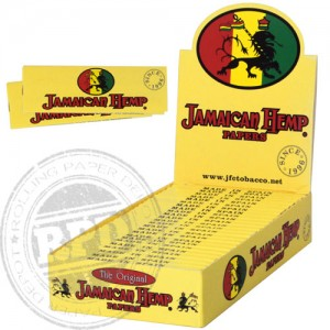 Jamaican Hemp Rectangle - 1 1/4