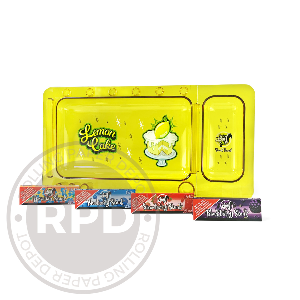 Fruity Skunk Brand Bundle Lemon Cake RPD