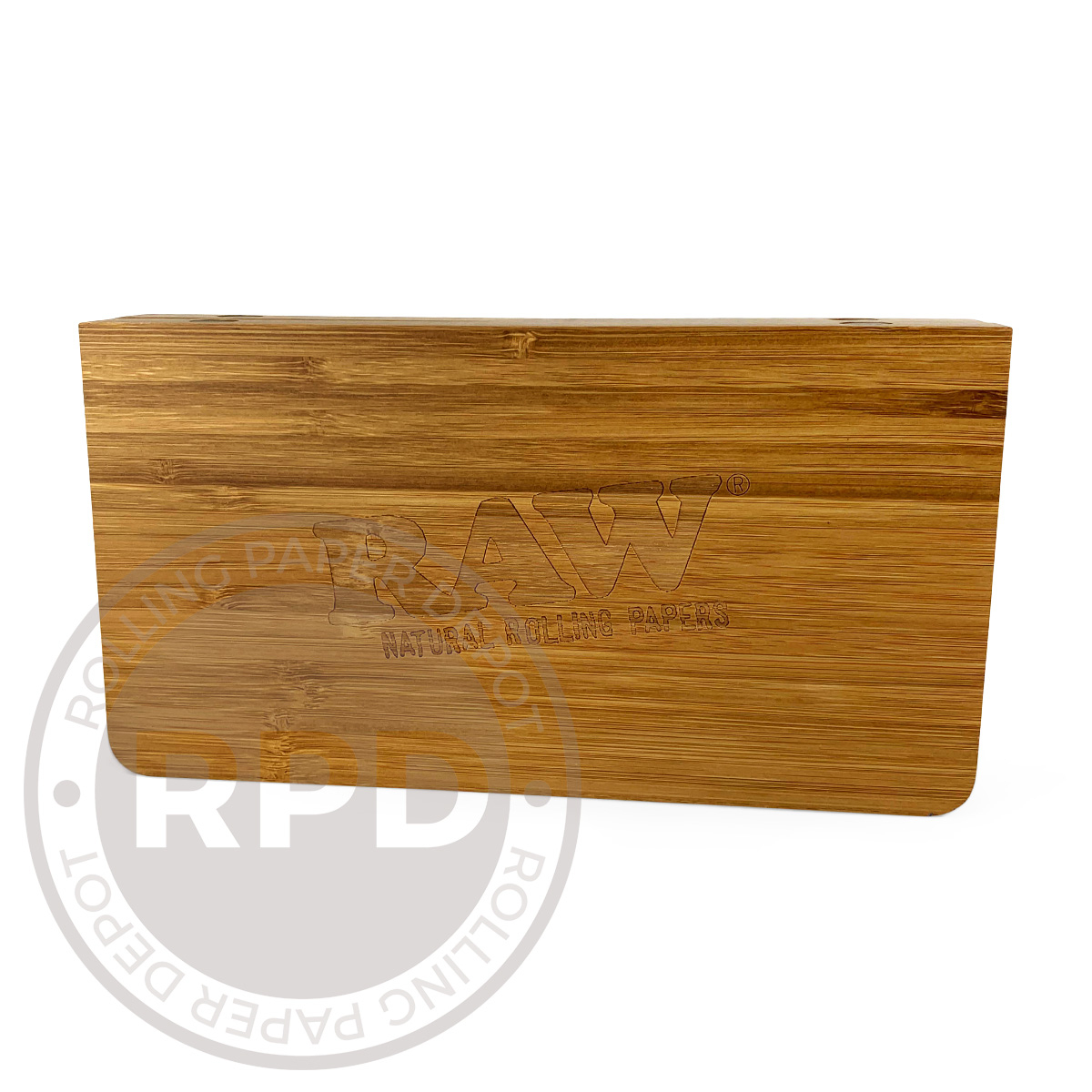 RAW Backflip Bamboo Magnetic Rolling Tray Bamboo RPD