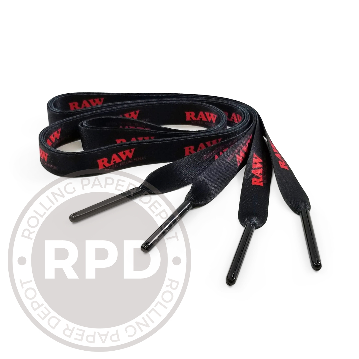 RAW Poker Shoelaces